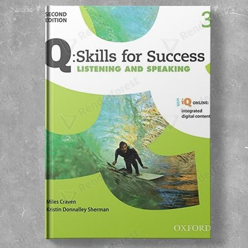 Q:Skills for Success 3 Listening and Speaking 2nd
