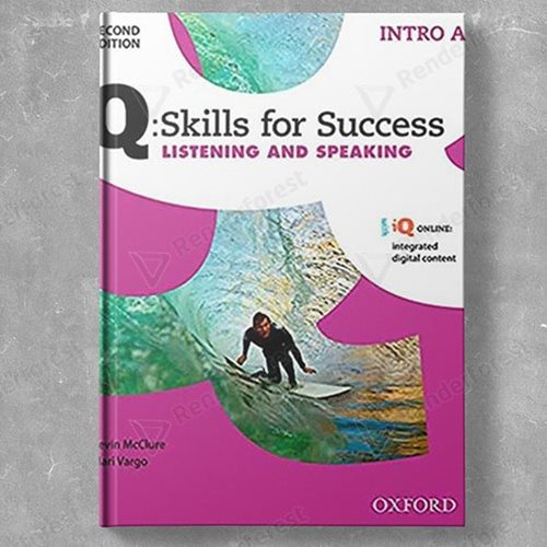 Q:Skills for Success Intro Listening and Speaking 2nd