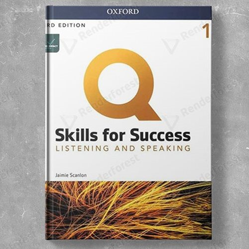 Q: Skills for Success 1 Listening and Speaking 3rd