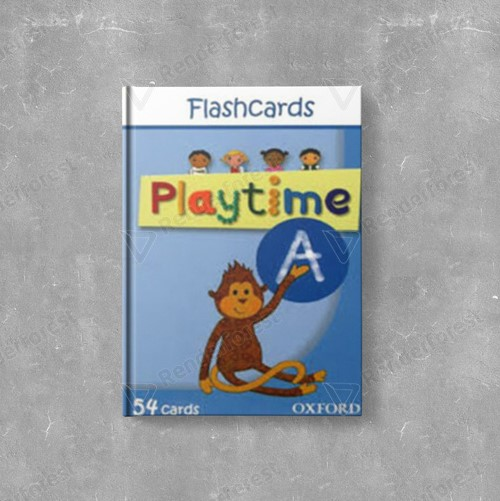 Playtime A Flashcards