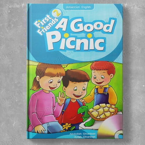 First Readers 2: A Good Picnic