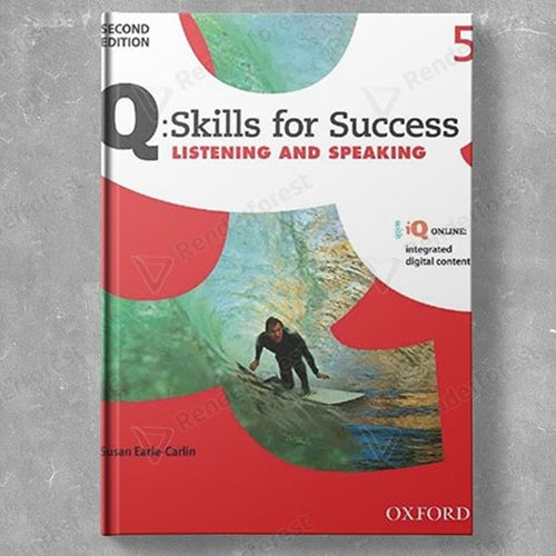 Q:Skills for Success 5 Listening and Speaking 2nd