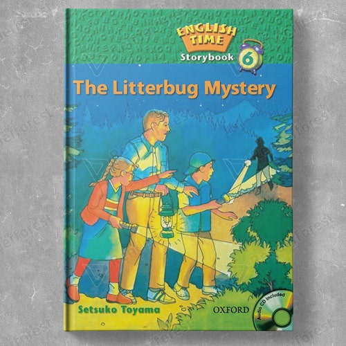 English Time Storybook 6: The Littlerbug Mystrey