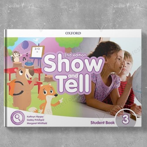 Show and Tell 3 2nd