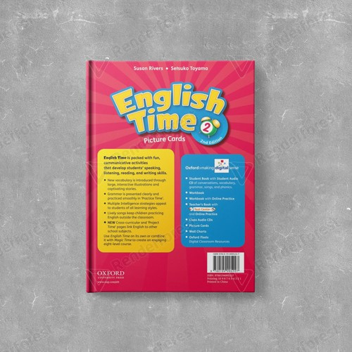 Magic Time 2 2nd Flashcards