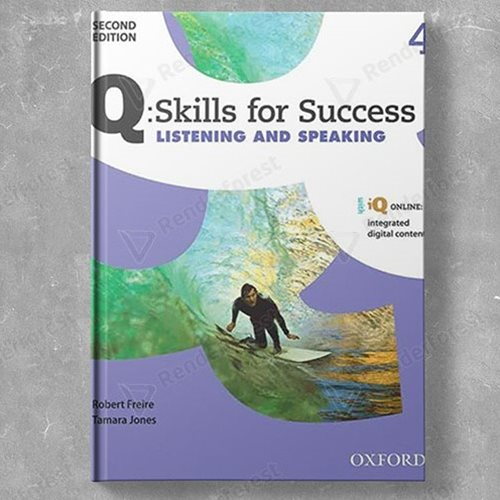 Q:Skills for Success 4 Listening and Speaking 2nd