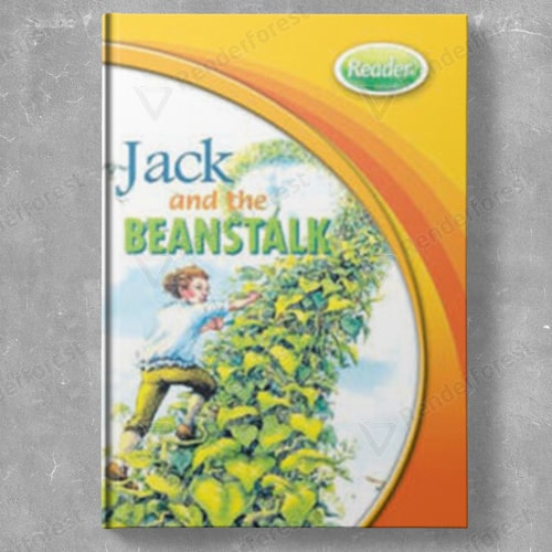 Hip Hip Hooray Readers 3: Jack and The Beanstalk