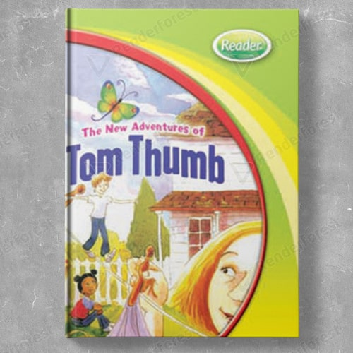 Hip Hip Hooray Readers 4: The New Adventure of Tom Thumb