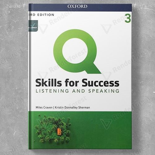 Q: Skills for Success 3 Listening and Speaking 3rd