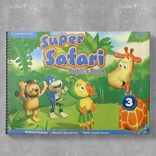 Super Safari 3