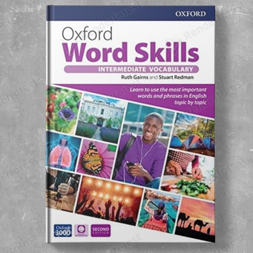 Oxford Word Skills Intermediate 2nd