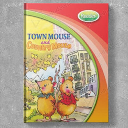 Hip Hip Hooray Readers 1: Town Mouse and Country Mouse