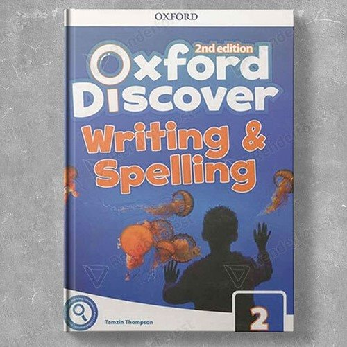 Oxford Discover Writing and Spelling 2 2nd