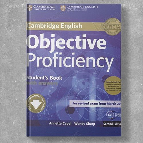Objective Proficiency 2nd